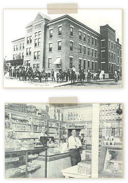 Beisswenger History Original Store