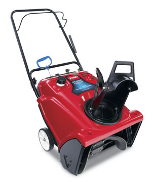 Toro 621R 1 Stage SnowBlower