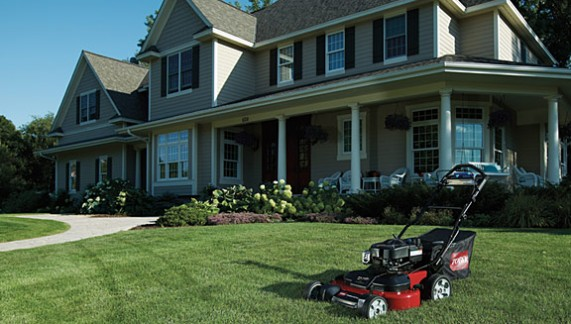 Cut Mow Time with Toro Timemaster