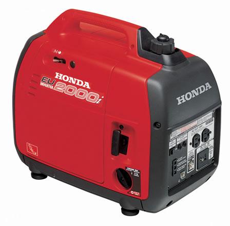 Honda Super Quiet EU2000i