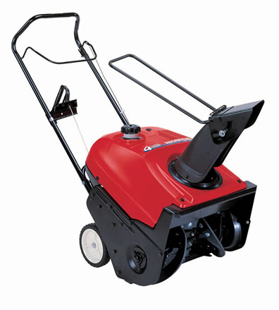 Honda 1 Stage SnowBlower
