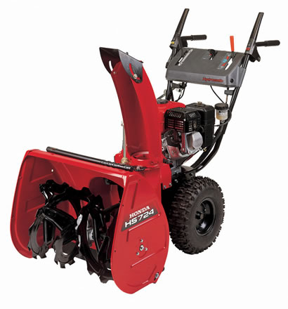 Honda 2 Stage SnowBlower