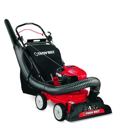 TroyBilt Lawn Vacuum
