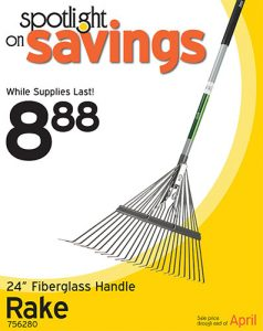 Weekly Specials and Savings