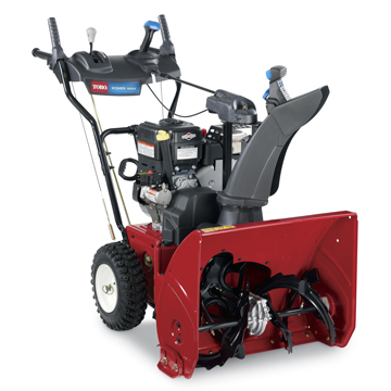 Toro 724OE 2 Stage SnowBlower