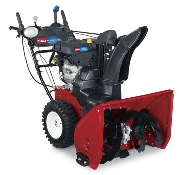 Toro 1128OXE 2 Stage SnowBlower