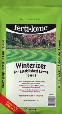 Fertilome Winterizer Lawn Fertilizer