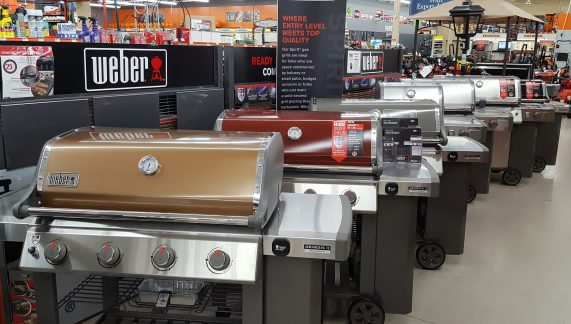 2018 Model BBQ Grill Closeout Event