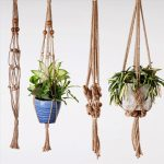 New Products Macrame Hangers