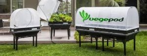 New Products Vegepod Raised Garden