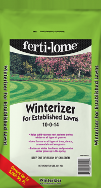 Fertilome Winterizer Lawn Fertilizer