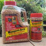 Mosquito Bits Bacillus thuringensis fungus gnats